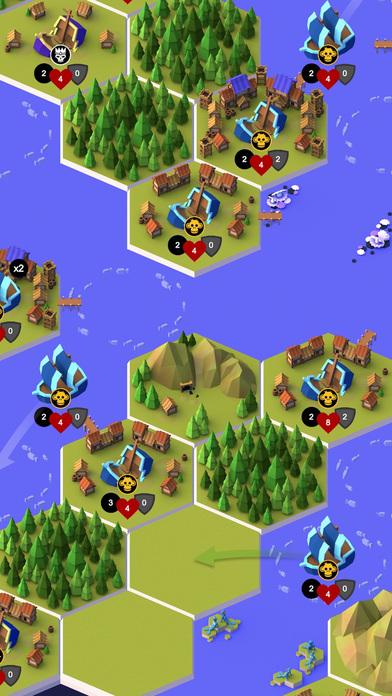 Buccaneers, Bounty & Boom! Screenshot