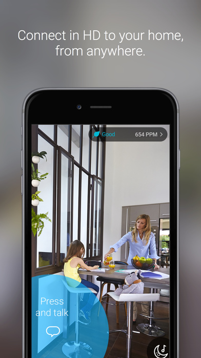 Withings Home, All-in-one Security Camera Screenshot