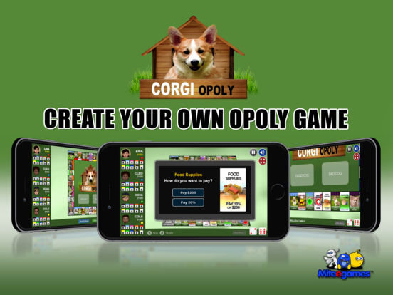 Corgi - opoly Screenshots