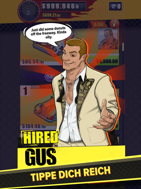 Screenshot 5 SEGA: Crazy Taxi Gazillionaire