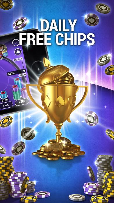 Poker World by Governor of Poker Screenshot
