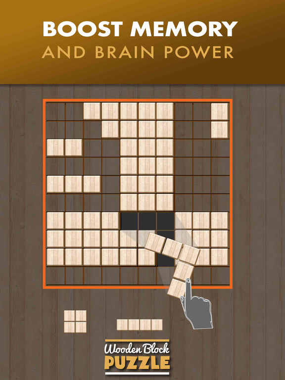 Wood Block Puzzle App Pc ~ Wooden block puzzle wood jigsaw fit matrix in de