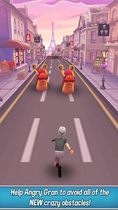 Angry Gran Run - Running Game Screenshot