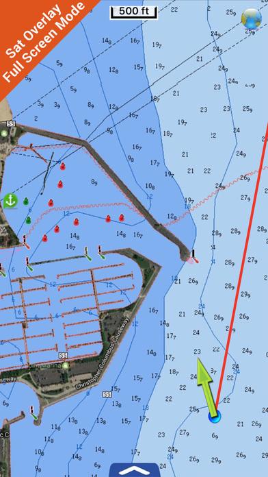 рыболовный навигатор приложение