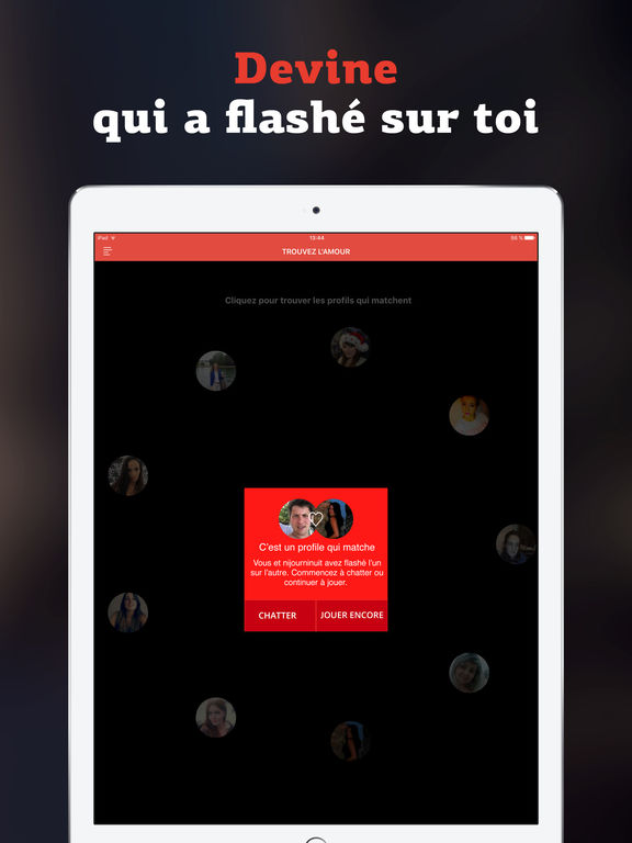 Tchat rencontre iphone
