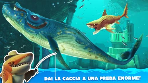 Hungry Shark World Screenshot
