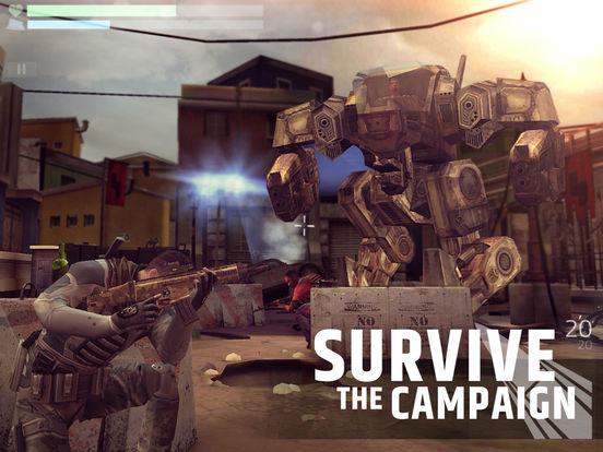 Cover Fire Screenshot