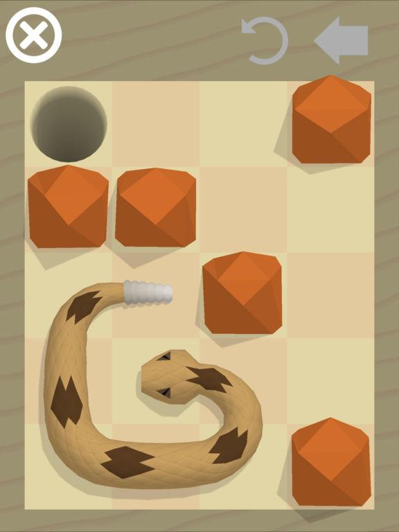 Screenshot 1 A Snake