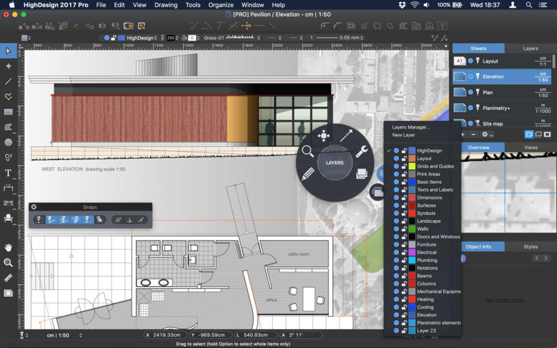 HighDesign 2017 Pro Screenshots