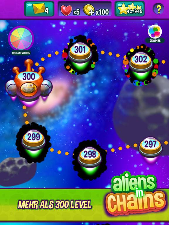 Screenshot 2 Aliens in Chains