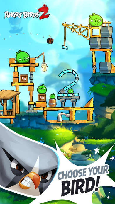 download Angry Birds 2 appstore review