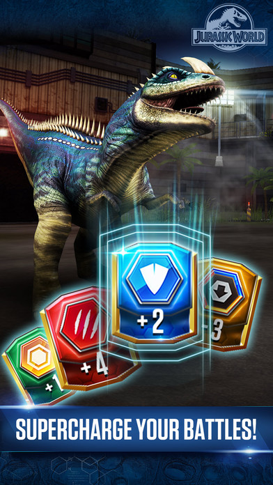 download Jurassic World™: The Game appstore review