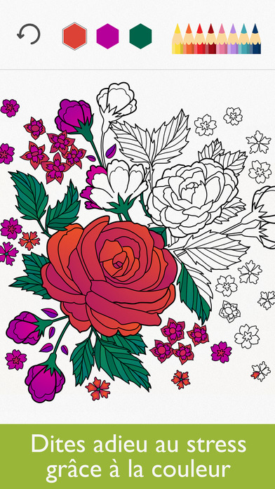 download Colorfy: Jeux de Coloriage pour Adulte apps 1
