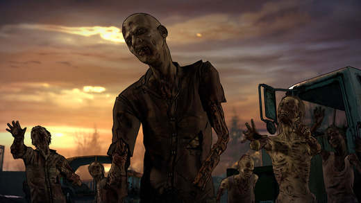 The Walking Dead: A New Frontier iPhone