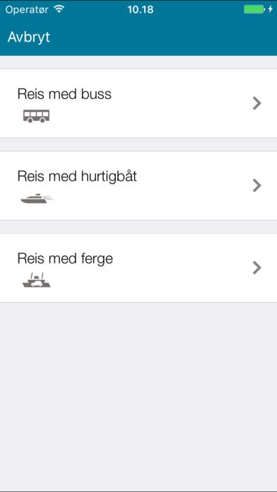 iPhone-skjermbilde 3