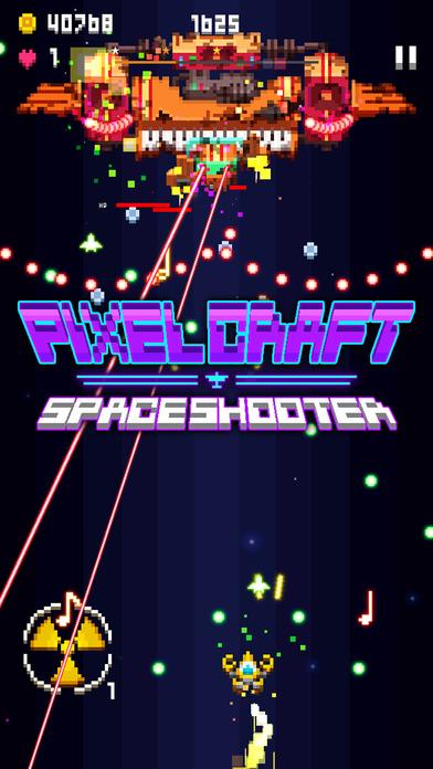 Pixel Craft - Space Shooter Screenshot