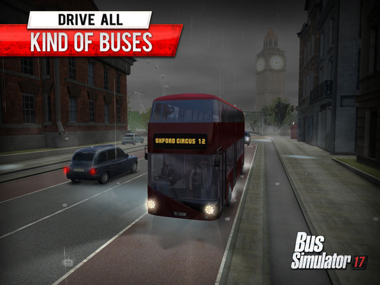 Screenshot 3 Bus Simulator 17
