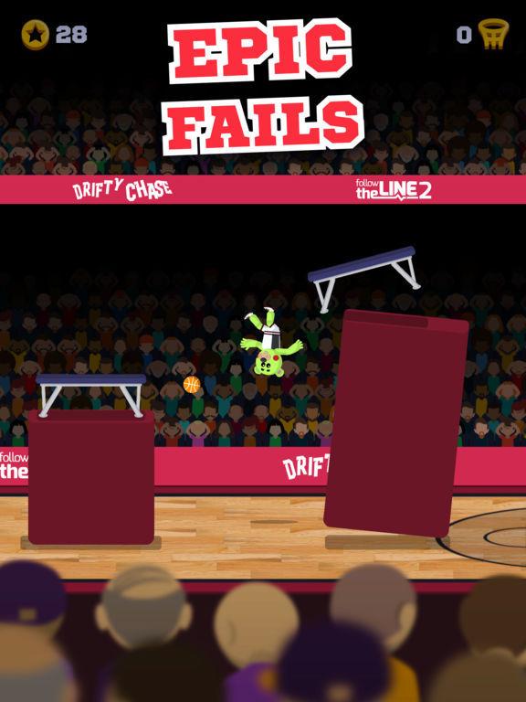 Screenshot 4 Mascot Dunks