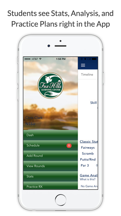 Screenshot for Fox Hills Learning Center in United States App Store