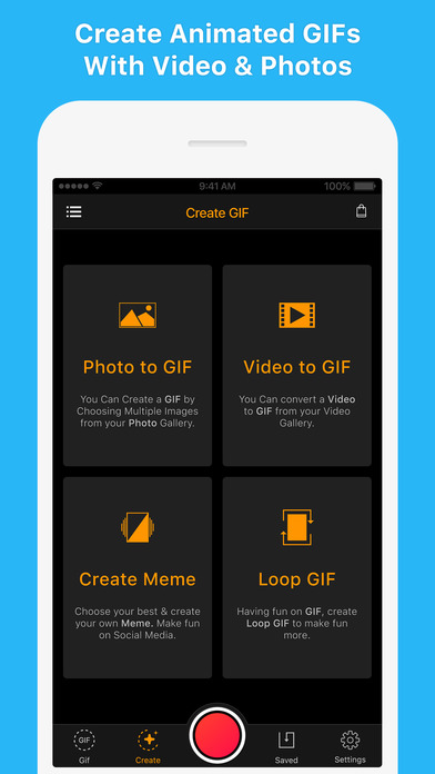 screen696x696 gif maker meme creator, live photo video to gifs on the app store,Iphone App To Create Memes