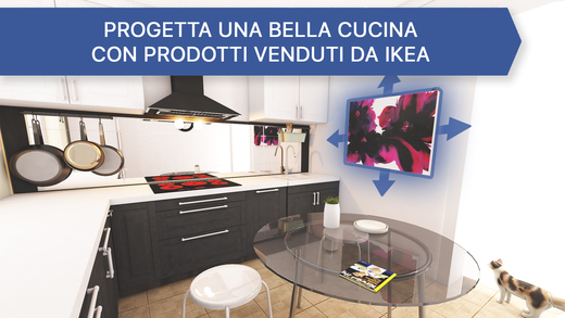 Planner Cucina 3d. Home Planner For Ikea Screenshot Thumbnail With ...