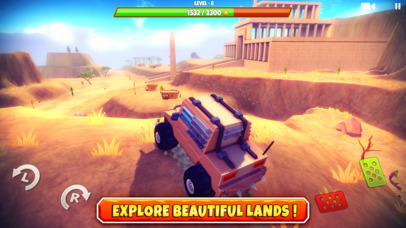 Zombie Safari iOS Screenshots