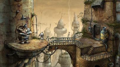 Machinarium, le plus beau jeu sur l'iPad 2 !-capture-2