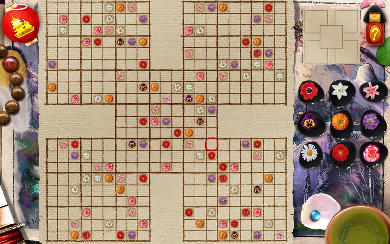 Sudoku Ronin Screenshot