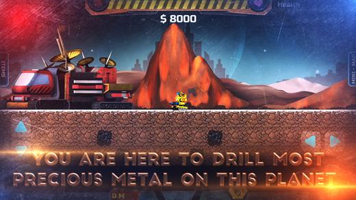 Jack The Miner - Mining Game Screenshot