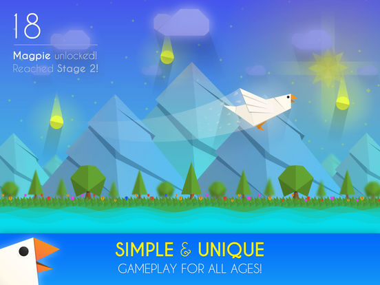 Screenshot 1 Paper Wings by Fil Games
