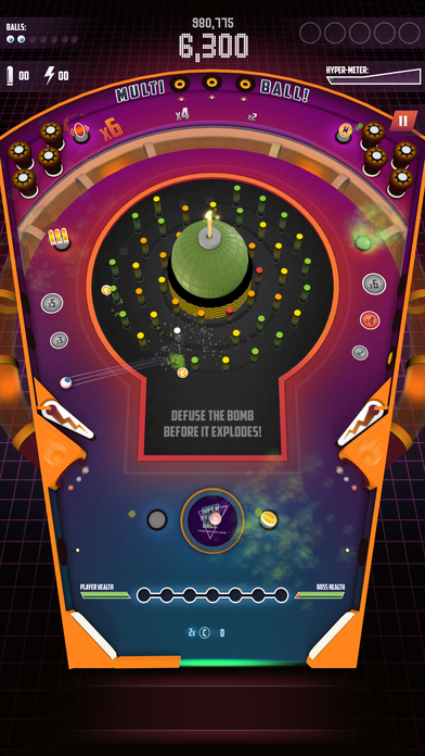 Screenshot 2 Super Hyper Ball 2