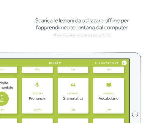 Apprendi lingue con Rosetta Stone Screenshot