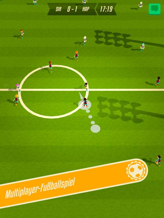 Screenshot 1 Solid Soccer