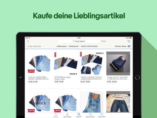 eBay: Kaufen & Verkaufen, Kleidung, Möbel & mehr Screenshot
