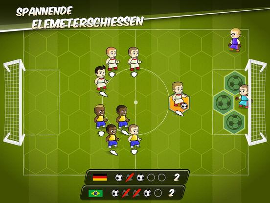 Screenshot 3 Football Clash (Fußball)