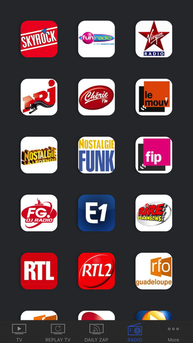download TV Direct, Programme TV et Replay TV apps 4