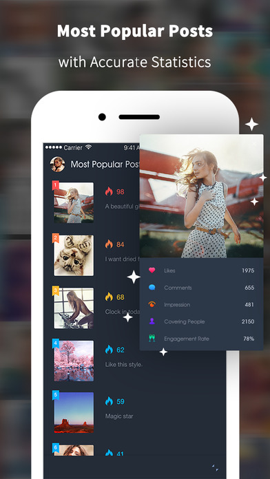 download Social Master - Get Reports for Followers, Likes appstore review