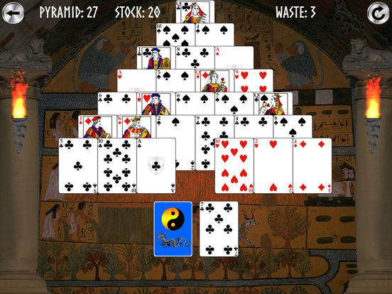 Jeu De Cartes Pyramid Solitaire Jouez Ce Jeu | jeux de voiture
