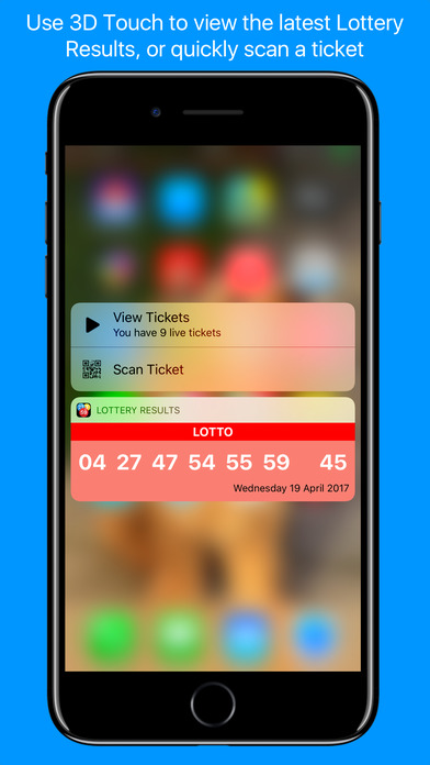download Lotto Lens - Lotto & EuroMillions Ticket Scanner appstore review