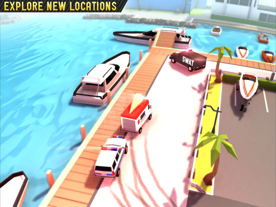 Screenshot 4 Reckless Getaway 2