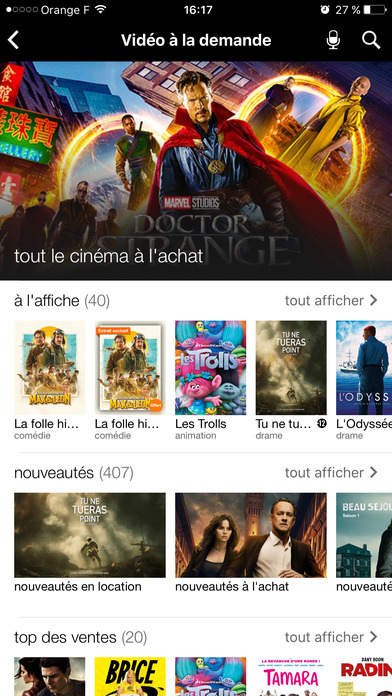 download TV d'Orange apps 3
