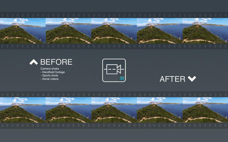 liquivid Video Stabilization Screenshot