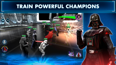 download Star Wars™: Galaxy of Heroes appstore review