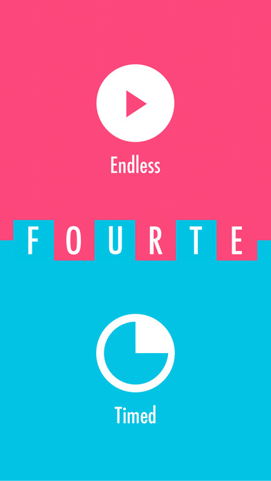 Fourte iOS Screenshots