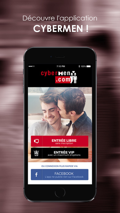App rencontre gay iphone