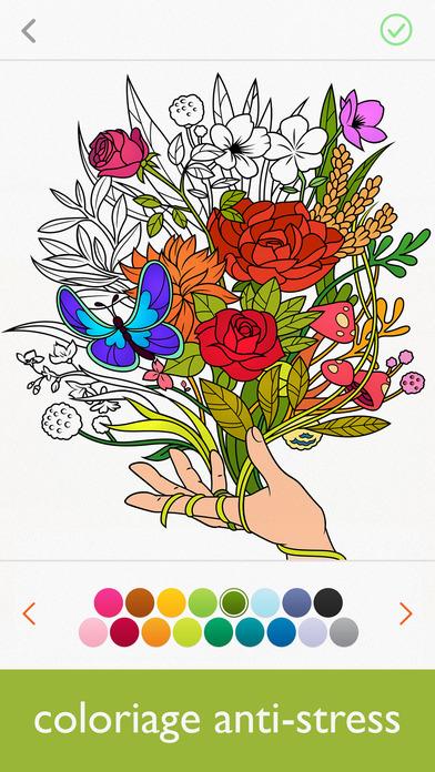 download Colorfy: Jeux de Coloriage pour Adulte apps 3