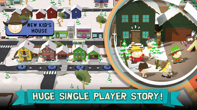 Screenshot 3 South Park: Phone Destroyer™