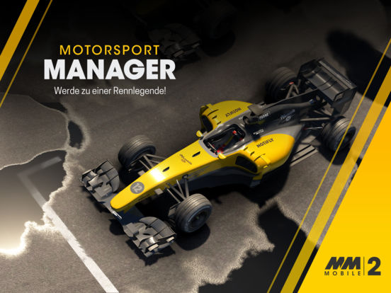 Motorsport Manager Mobile 2 iOS Screenshots