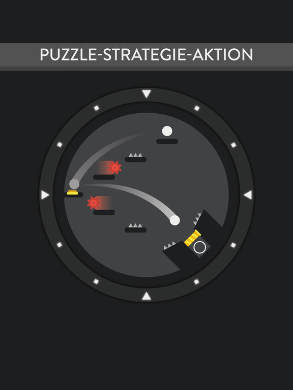 Screenshot 3 Newton - Gravity Puzzle