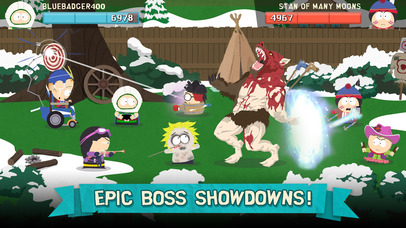 Screenshot 5 South Park: Phone Destroyer™